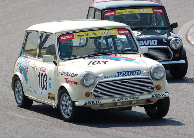 2008年 998チャレンジ全戦優勝車両