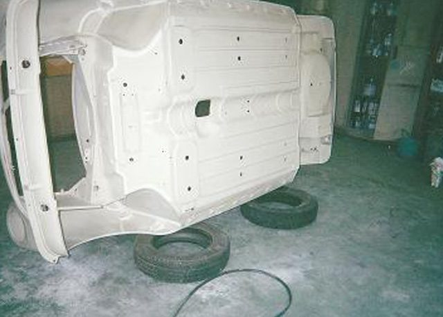 '67年式 オースチンクーパー 1275S Mk1 MT