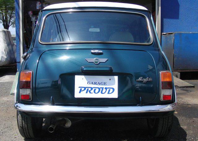 '97年式 1300 INJ MT グリーン